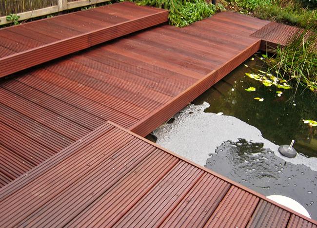 Fast Podłogi Bambusowe Tarasy Drewniane Deska Tarasowa