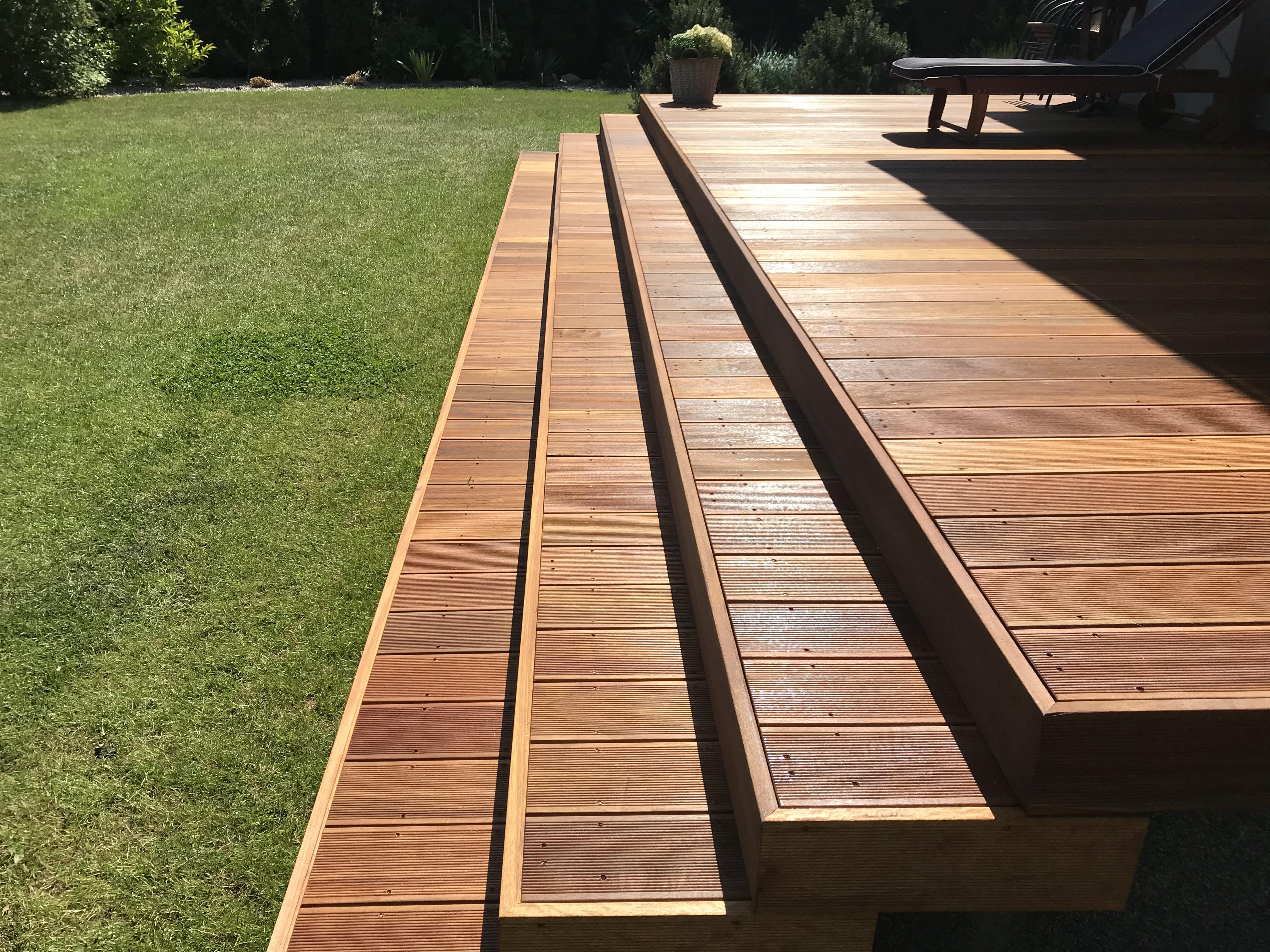Niewiarygodnie Fast – Podłogi bambusowe, Tarasy drewniane, Deska tarasowa WS14